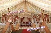 Royal Maharaja Wedding Mandap