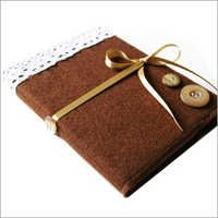 Designer Handmade Notebook