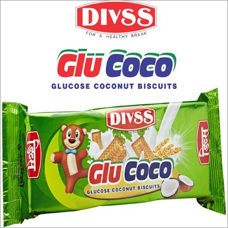 Glucose Coconut Biscuits