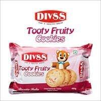 Tooty Fruity Cookies