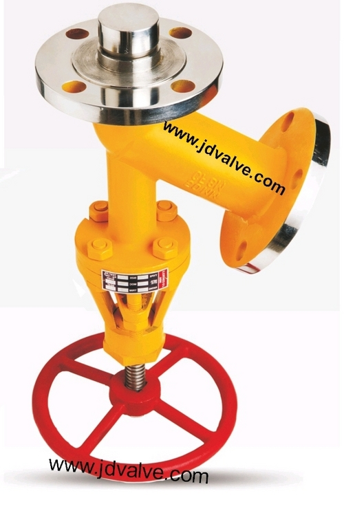 Flush Bottom Valve
