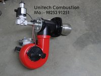 Roller Furnace gas burner