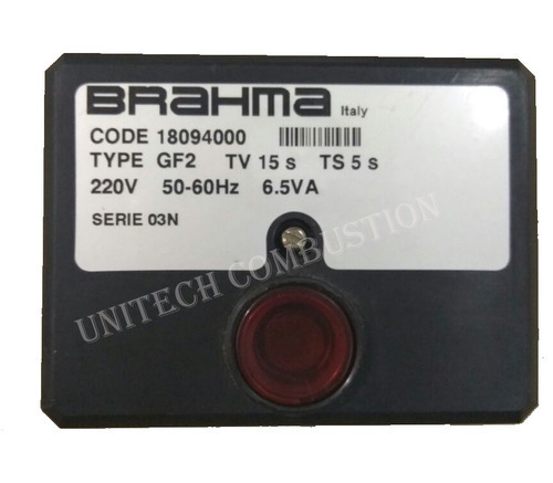 Brahma Sequence Controller GF 2, TS 15 S