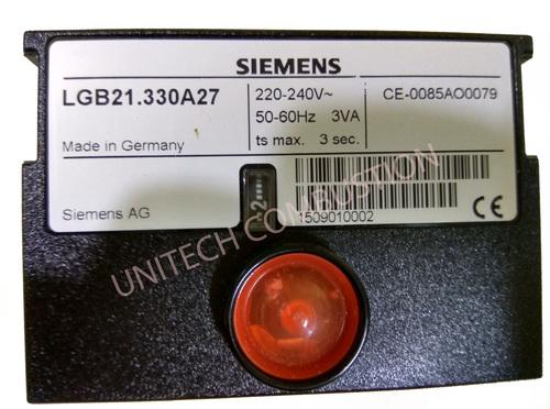 Siemens Sequence Controller LGB 21.330 A