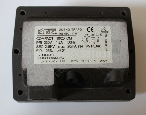 Fida Ignition Transformer Compact 10/20 CM