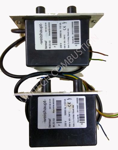 Weishaupt Ignition Transformer W ZG 02