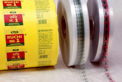 Vanaspati / Ghee Packaging Films