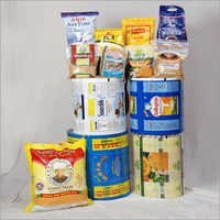 Food Packaging Laminates in Roll and Pouch Form