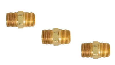 Brass Hex Bush