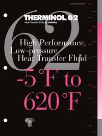 Therminol 62 Heat Transfer Fluid