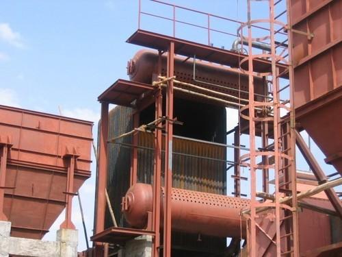 High Pressure Bi Drum Steam Boiler
