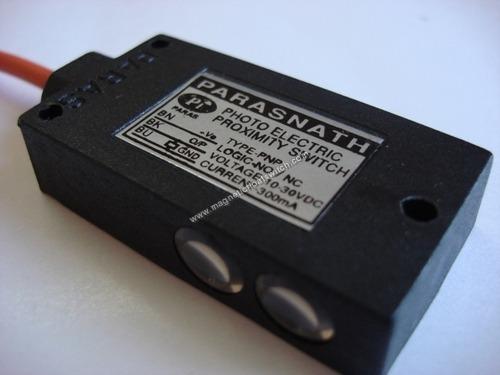 Diffused Proximity Sensor Rectangular