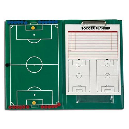 Coaches Clip Board with Folder