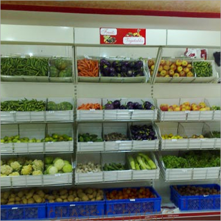 Fruit & Vegetable Display Racks