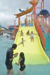 Family Water Slide