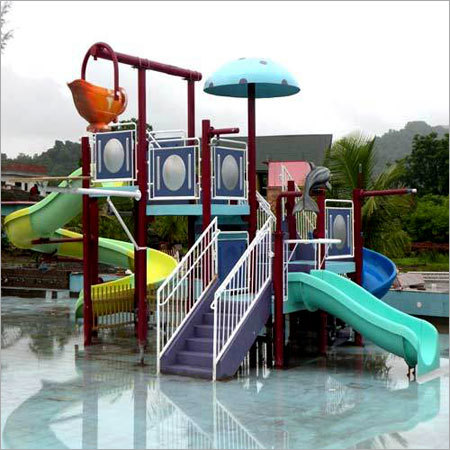 Multiactivity Water Play Station