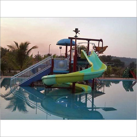 Open Body Water Slide