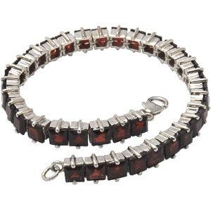 Tennis Bracelet Studded