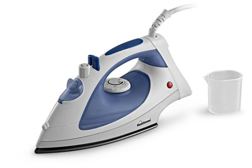 Dry And Steam Iron