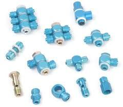 P.U Fittings Aluminum