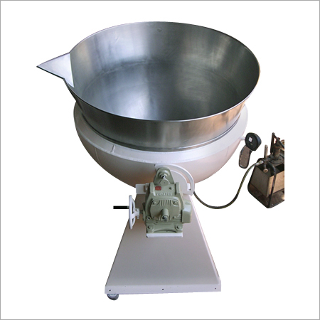 Kettle Type Pressure Pan