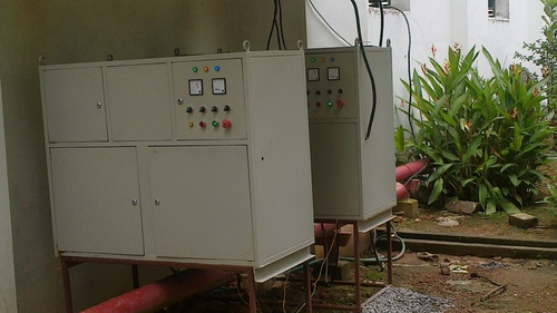 Dust Suppression Control Panels