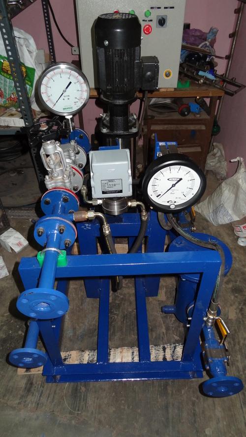 Dust Suppression Pumping Unit