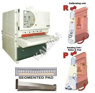 Wide Belt Sanding Machine BS-1300-RP