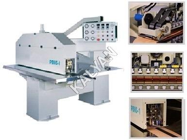 Longitudinal Veneer Splicing Machine (KI-VS-1 )