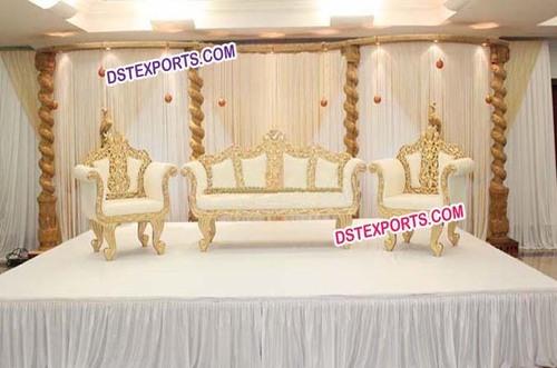 Beautiful Wedding Stage Furniture Sofa Set