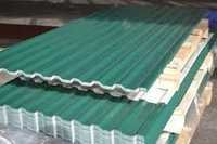 Prepainted Galvanized Corrugated Sheets
