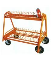 Discus Carrying Cart
