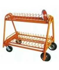 Discus Carrying Cart