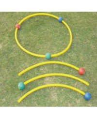 Ball Raised Hoop