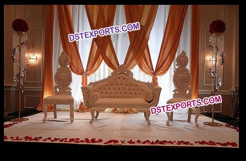 Royal English Wedding Stage Furniture