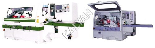 FOUR SIDE MOULDER - 4 HEAD TO  7 HEAD