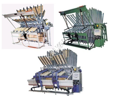 HYDRAULIC CLAMP CARRIER.