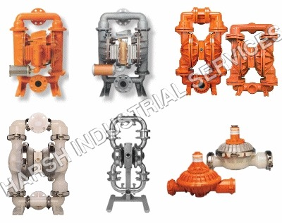 Wilden Diaphragm Pumps