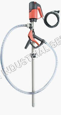 Drum Pump Kit for Handling Acids and Alkalis