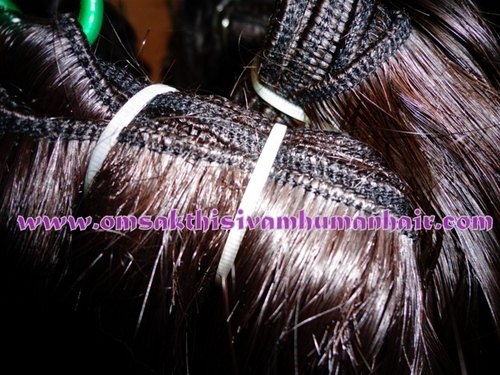 Remy Indian Temple Hair