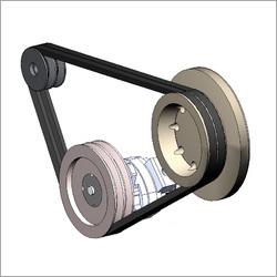 Rubber V-Belt Installation Services
