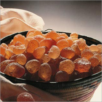Dried Arabic Gum