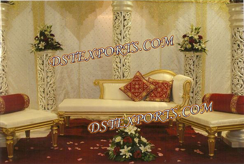 Indian Wedding Stylish Love Seat