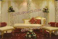 Indian Wedding Stylish Love Seat