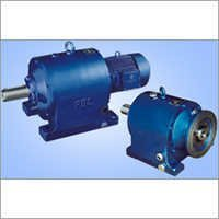 Helical Geared Motor Series  P
