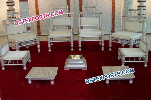Sankheda Wedding Mandap Chair