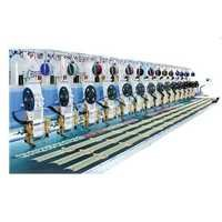 Unix Handwork Embroidery Machine