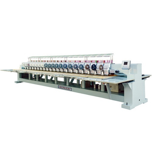 High Speed Embroidery Machine