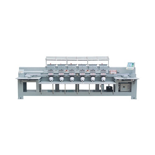 Tubular Embroidery Machine