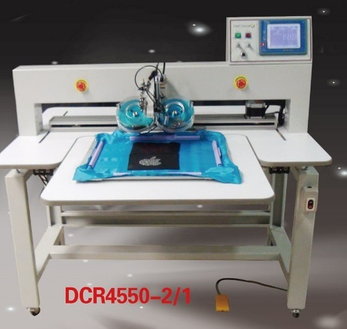 Rhinestone Setting Machine